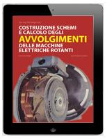 Schemi Avvolgimenti Motori Elettrici : E book costruzione schemi e calcolo degli avvolgimenti delle