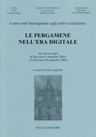 Le Pergamene nell'Era digitale